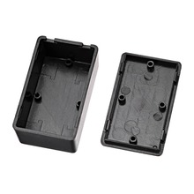Uxcell 60x36x25mm/69x42x17.5mm/70x46x29.5mm/100x60x25mm Electronic Plastic DIY Junction Project Box Enclosure Case Black/White