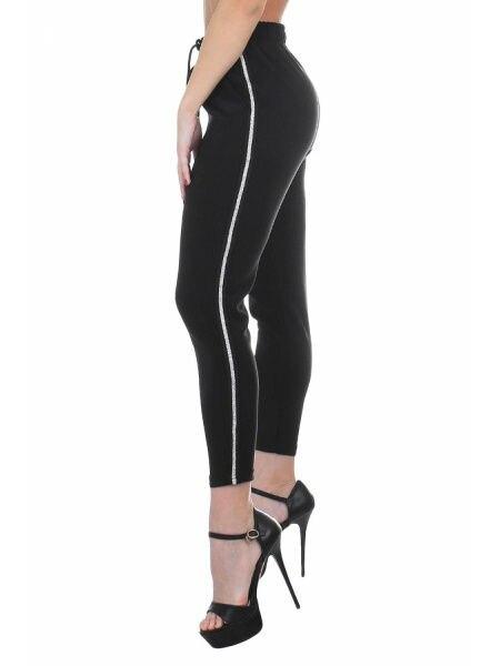 Femmes nouveau mode classique extensible Slim Leggings Sexy imitation taille haute jegging Skinny pantalon grande taille offre spéciale OEMEN 8639