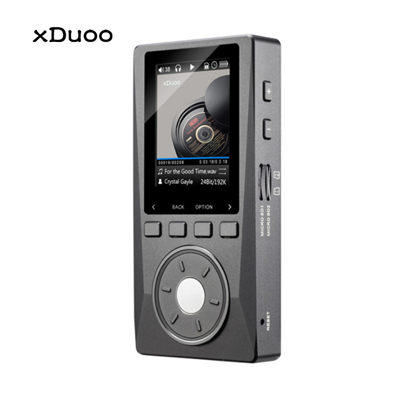 XDUOO X10 DSD MP3 Player MP4 Lossless Music HIFI Audio Player DAC DSD High Resolution 2.0 Screen 192KHz/24Bit Support 256G TF shanling cd3 2 hifi cd player vacuum tube cd player pc hifi usb dac 24bit 384khz dsd dac vacuum tube sacd player 110v 220v