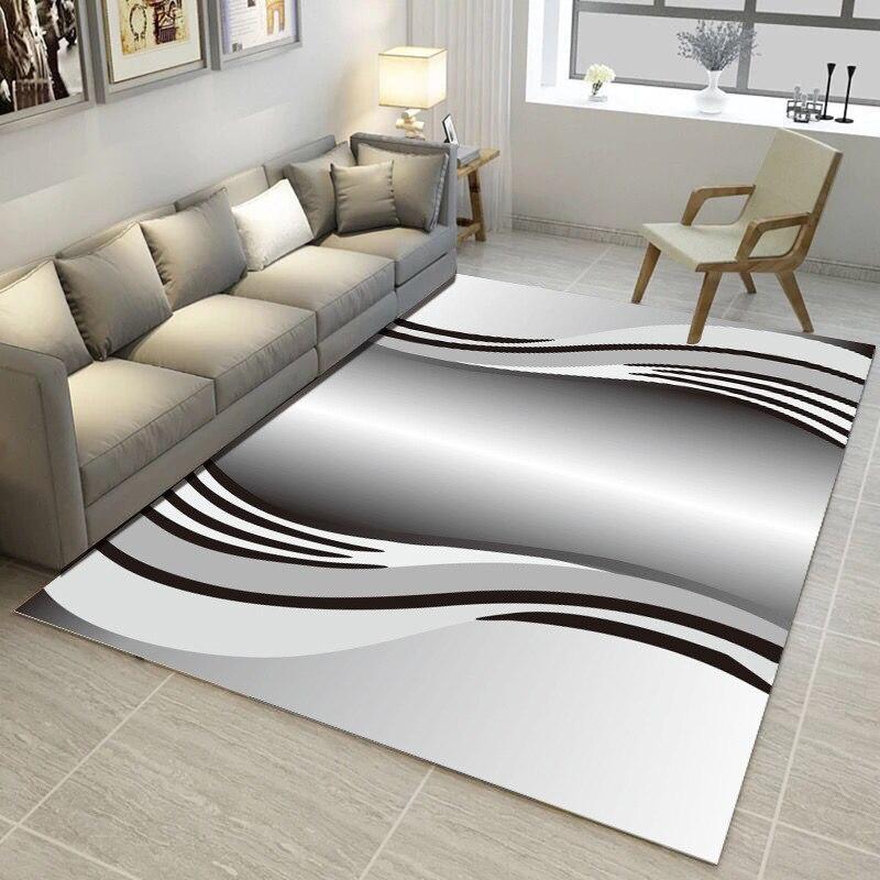 Printed Living Room Tea Table Mat