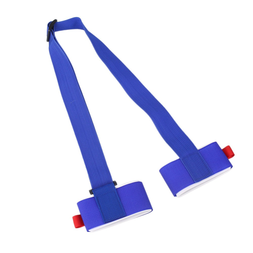 1Pcs Snowboard Fixing Ski Belt Binding Protection Tie Adjustable Skiing Snowboard Fastener Straps