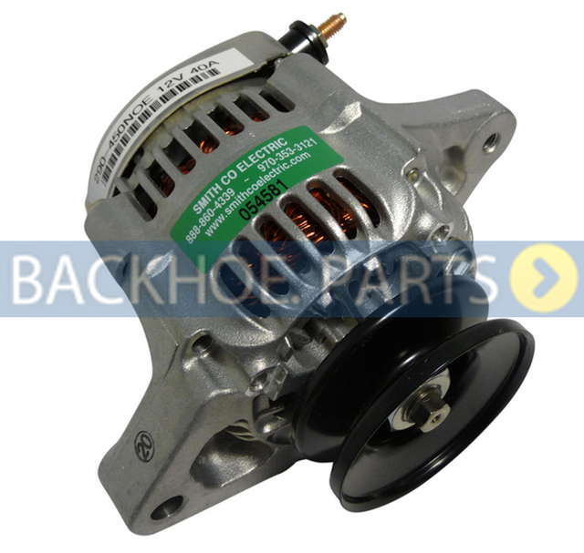 alternator 129423-77200 12v for john deere tractor 3120 3320 3520 4200  yanmar 4tnv88 engine