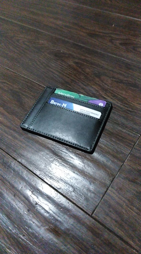 Gibo Auja – Brand Genuine Leather Super Slim Card Holder Card Case Money Organizer Men Wallets Short Wallet Clutch Credit Card photo review