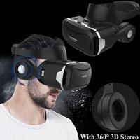Vr óculos de realidade virtual vr fone de ouvido caixa óculos 3d imax olho viagem fone de ouvido para iphone xiaomi sony lg huawei samsung|Óculos 3D/realidade virtual|   -