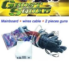 Набор для стрельбы из команды призраков/игра для машины развлечений/симулятор пожарной игры/CGA монитор аркадный шкаф