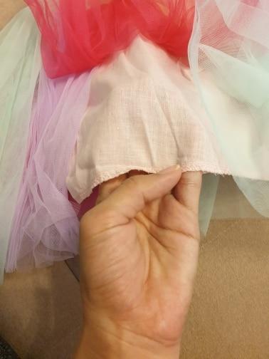 Baby Fancy Unicorn Princess Dresses photo review