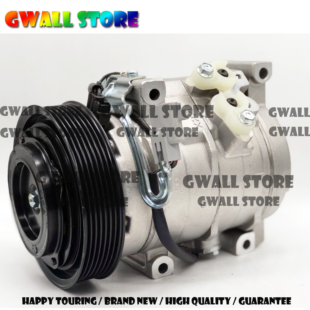 New A C AC Compressor KIT Fits 2002 2006 Toyota Camry L4 2 4L 4 Cylinder 88320 48080 8832006080 883200608084 8832048080 in Air conditioning Installation from Automobiles Motorcycles