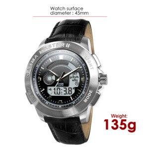 Image 4 - PM1208 bracelet en cuir poignet nucléaire détecter Gamma Master II, montre à rayonnement calibré par Polimaster Ltd. (biélorussie)