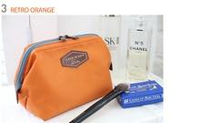 Sweet Candy Color Make Up Bag Funny Bright Color Handbag for Women Mochila рюкзак sweet rainbow mochila cb016