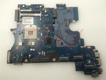 For DELL E6530 Laptop Motherboard Mainboard 0KFR9H KFR9H LA-7761P QM77 100% Tested Fast Ship цена