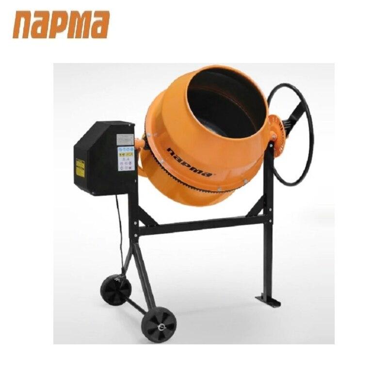 Concrete mixer Parma B-220-E Drum mixer Tilting mixer Transit mixer Knead concrete concrete mixer parma b 220 e