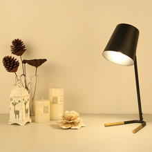 Nordic modern Mark Long style table lamp LED bedroom study living room hotel