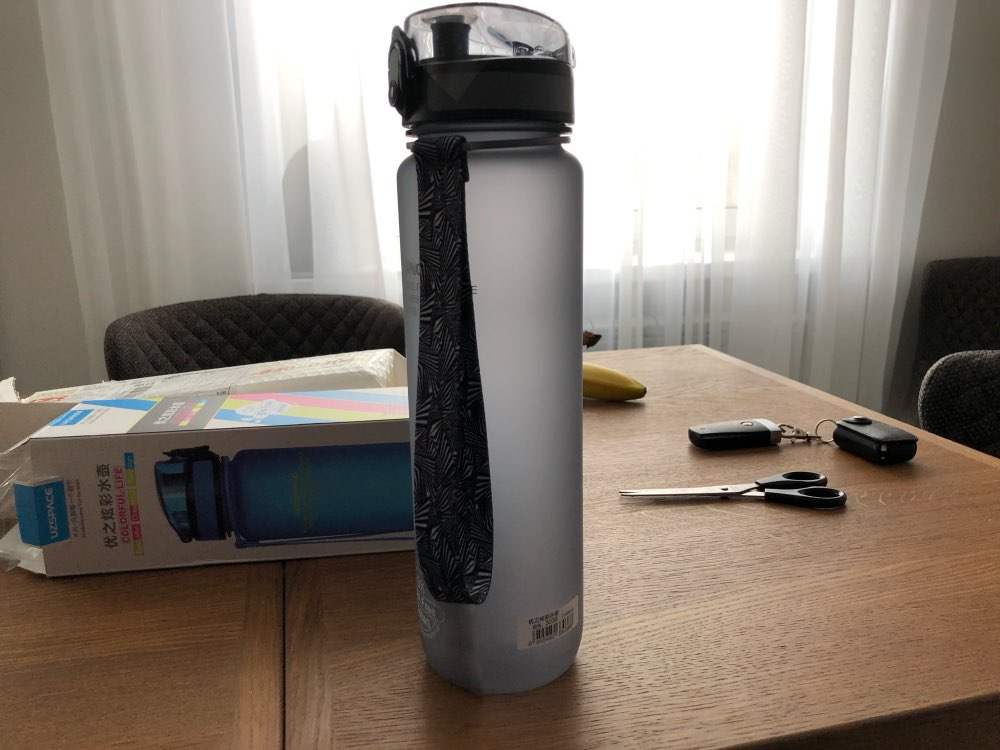 Explosion Sport Water Bottles 500/650ML 1L Protein Shaker Outdoor Travel Portable Leakproof Tritan plastic Drink Bottle BPA Free-in Water Bottles from Home & Garden on Aliexpress.com | Alibaba Group