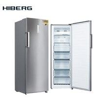 Морозильник NO FROST с возможностью работы как холодильник HIBERG FR-31RD NFX