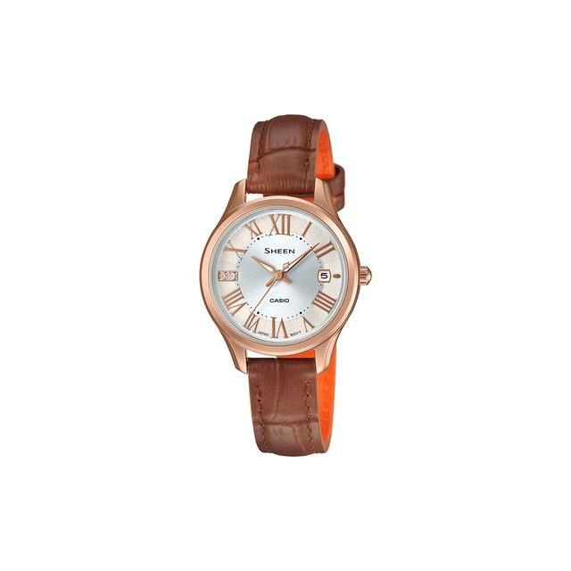 Наручные часы Casio SHE-4050PGL-7A женские кварцевые