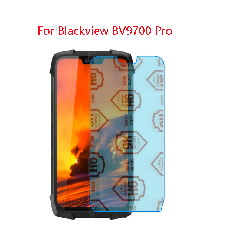 (3-Pack) 9H Nano Explosion-proof Screen Protector For Blackview BV9700 Pro