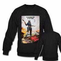 Mad Max Poster Mens Black Hoodies Unisex Long Sleeve Sweatshirts Big Size S M L XL