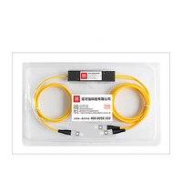 1 2 Optical Fiber Splitter FC 1 2 FTTH Fiber Splitter Cable Branching Device Single Mode