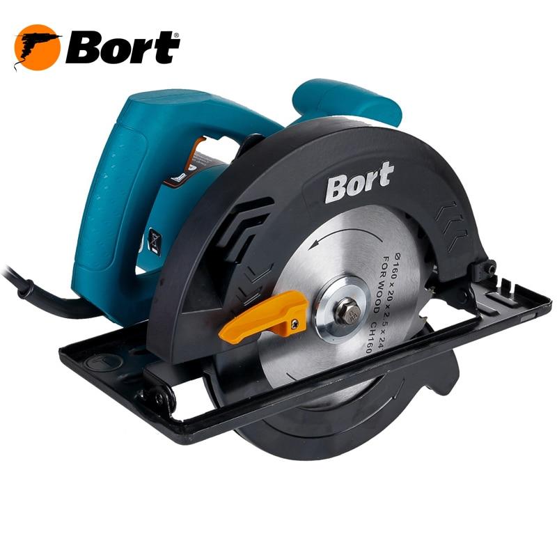 Saw circular Bort BHK-160U пила дисковая bort bhk 160u