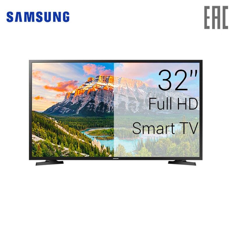 Tv 32 Samsung UE32N5300AUXRU FullHD, SmartTV, PQI 500, DVB-T2/C, black 50mm f1 4 cctv tv lens c mount for gf3 gf2 gf1 g3 gh1 gh2 ep1 ep2 epl1 epl2 black