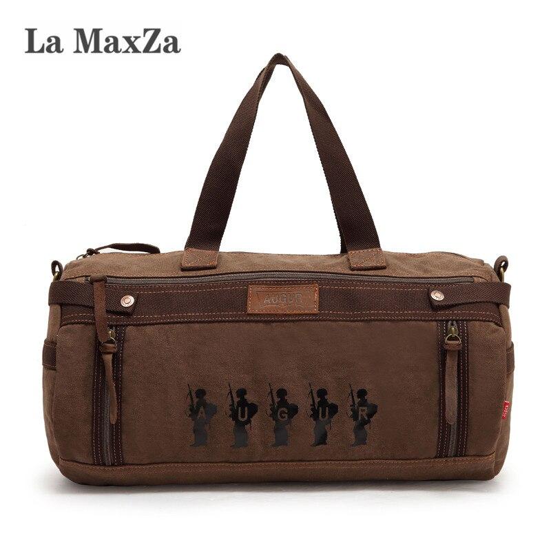 La maxza Новый Многофункциональный Холщовый мешок повседневная мужская холст сумка-мешок трансграничная питания