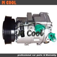 New AC Compressor For Hyundai Veracruz Azera Santa 97701-3K125 97701-2B250 97701-2B200 977013K720 все цены