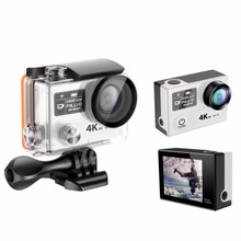 4k Action Camera Waterproof 30m Wi Fi 2 4G Remote Control Dual Screen Sport Action Underwater