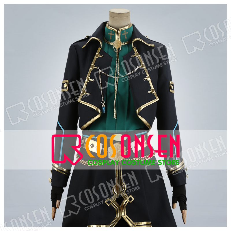 IDOLiSH7 Nanase Riku Celestial Pilgrimage Throne of the Stellar Cosplay Costume COSPLAYONSEN All Size
