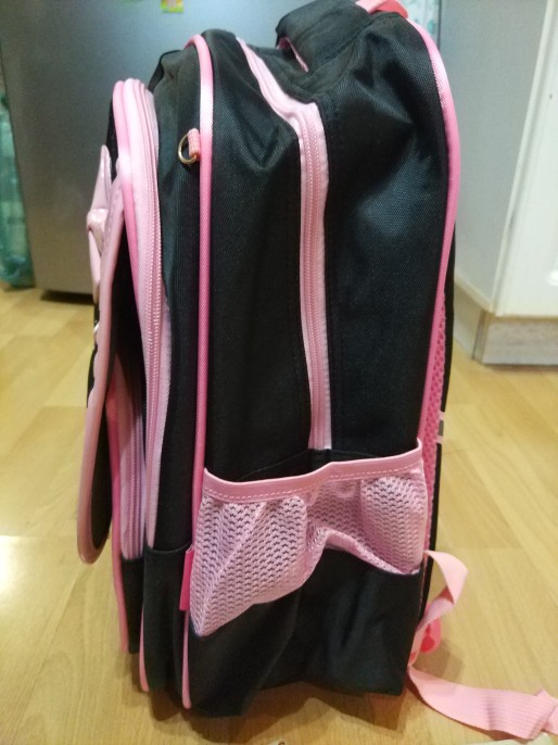 2019 Girls School Bags Children Backpack Primary Bookbag Orthopedic Princess Schoolbags Mochila Infantil sac a dos enfant photo review