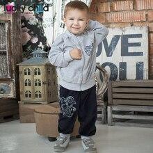 Комплект Lucky Child велюровый для мальчиков