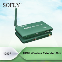 HDMI extender 50m wireless