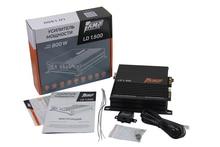 Автомобильный Усилитель Аудио Бас Динамик Car Audio усилители сабвуфера усилитель LD 1,500 DC 12 V 800 Вт Цена:
