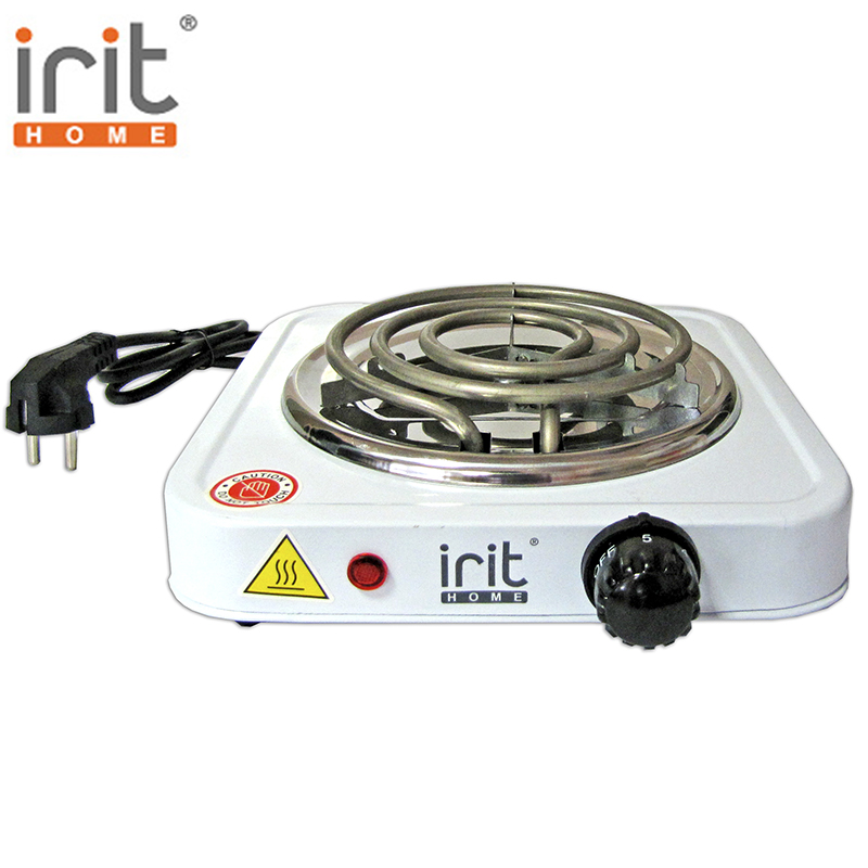 IR-8101 Burner Electric stove Hot Plate kitchen heater Design l Hotplate Cooking Appliances sh 4 laboratory magnetic stirrer with heating stir plate magnetic mixer hotplate 19x19cm ceramic panel 0 2000rpm 5000ml volume