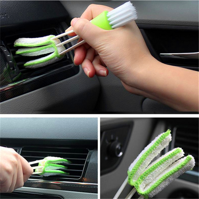 Sailnovo Car styling tools cleaning Brush Accessories for bmw audi polo audi q5 mg6 lexus ct200h ford focus 2 3 bmw f10 f20(China)