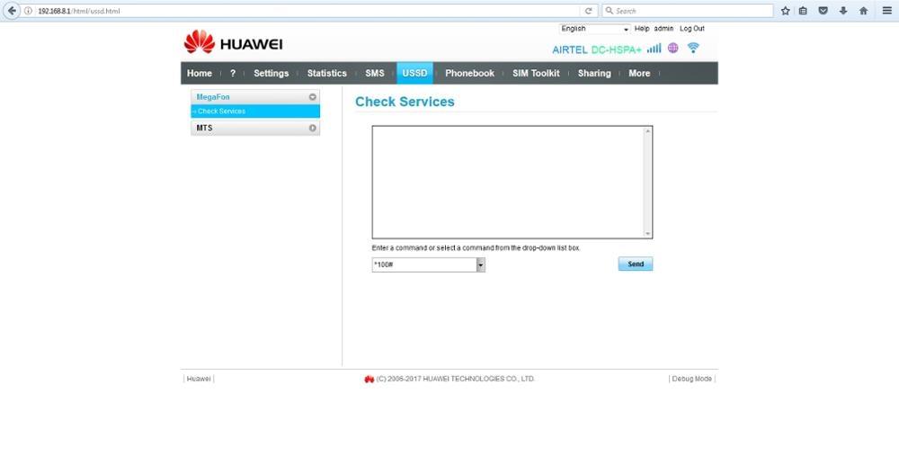 Huawei E8372 Firmware Update