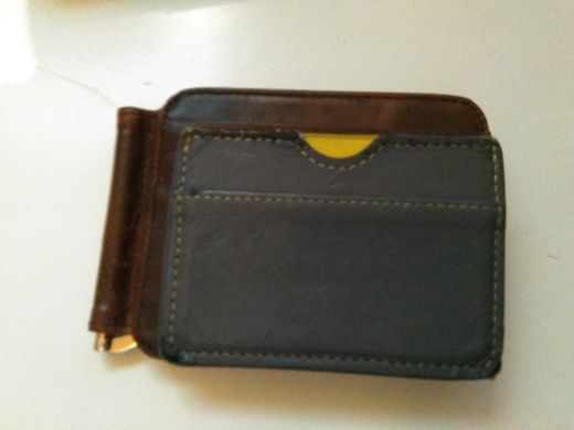 Echt echt leer mannen mannelijke vintage portefeuilles portemonnee credit bank id plastic kaart geval houder koeienhuid multifunctionele geld clip photo review