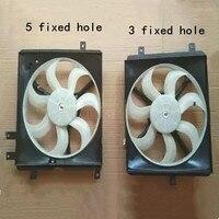 Radiador do carro  ventilador de refrigeração do condensador para geely ck1 ck2 ck3