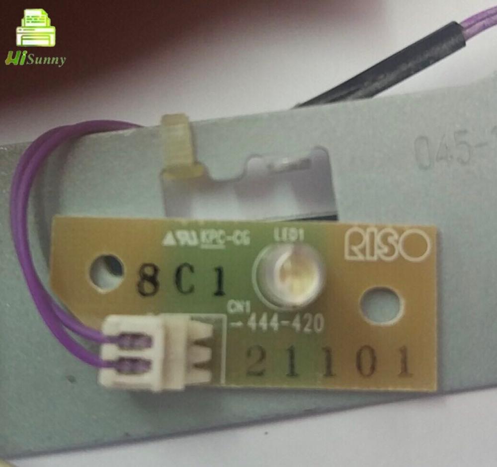 Original New for Riso MZ 770 970 990 MV 9690 RZ RZ970 RZ990 RZ770 MZ770 MZ970 MZ990 input paper sensorOriginal New for Riso MZ 770 970 990 MV 9690 RZ RZ970 RZ990 RZ770 MZ770 MZ970 MZ990 input paper sensor