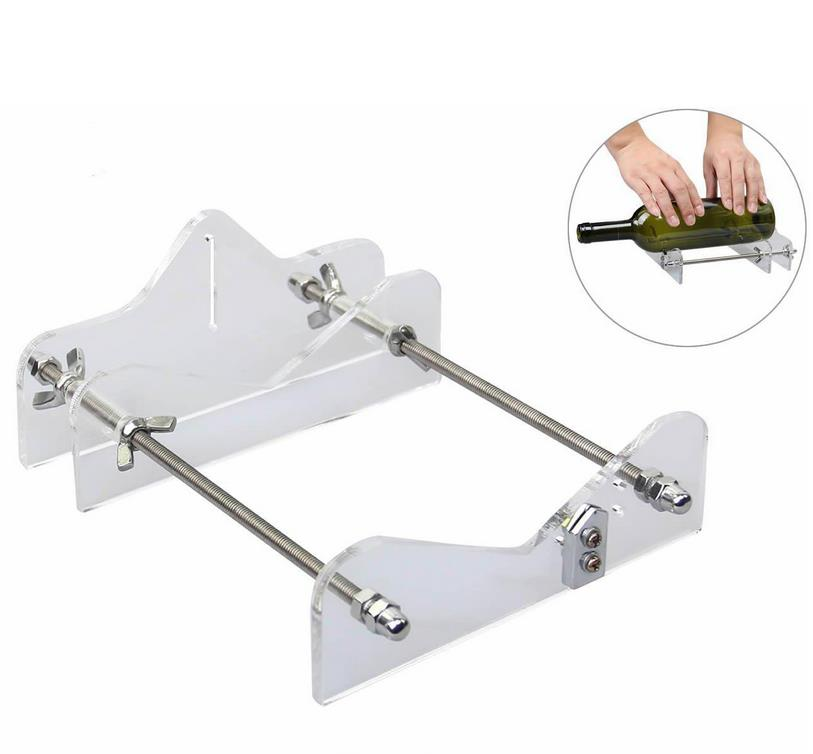 Urijk New Professional Glass Bottle Cutter DIY Wine Bottle Cutting Tools High Quality Safety Glass Tool