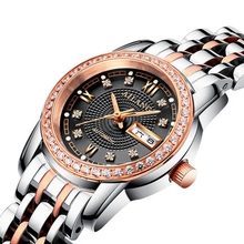 AILANG luxury diamond ladies automatic mechanical watch sapphire watch ladies fashion business women waterproof watch