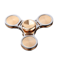 Hot Sale Fidget Spinner Stress Relief Toy Gyro Alloy EDC Hand Spinner For Autism Toys Hobbies