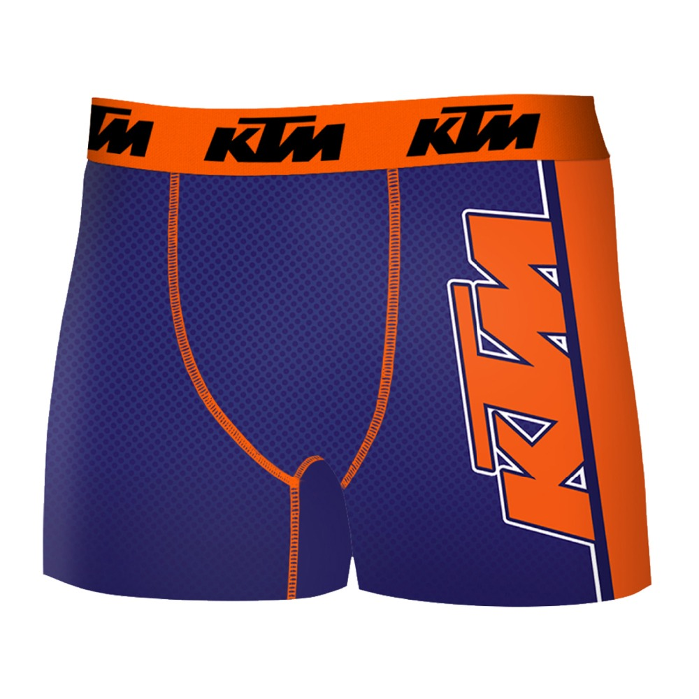 KTM boxer surprise pack of 5 or 10 units in various colors for men-1