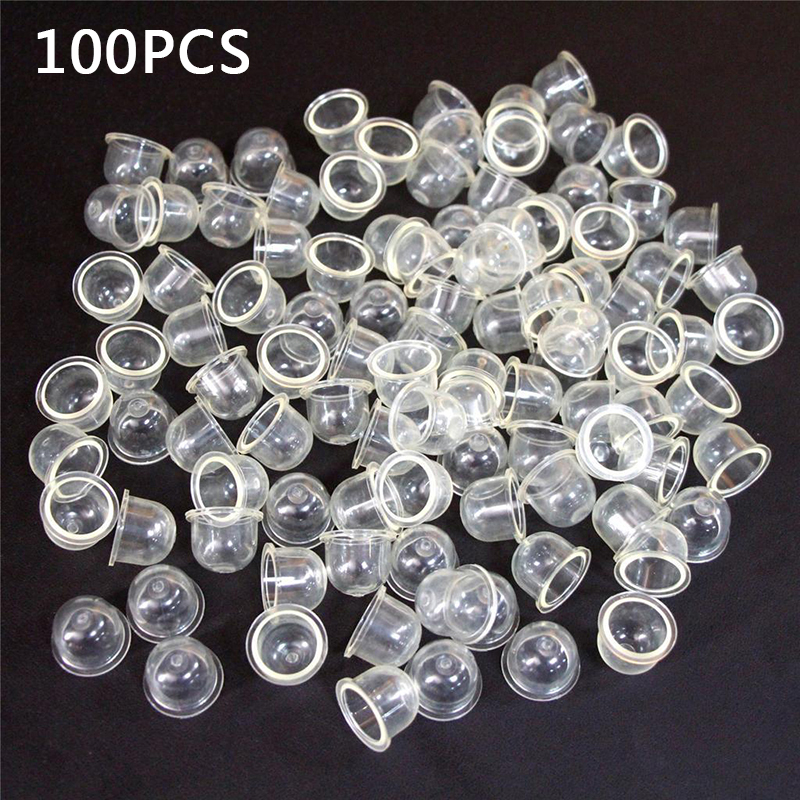 100pcs Walbro Primer Bulbs 188-12 For Shindaiwa Echo Homelite Robin Carb Carburetor Perfect Replacement For The Existing Stock