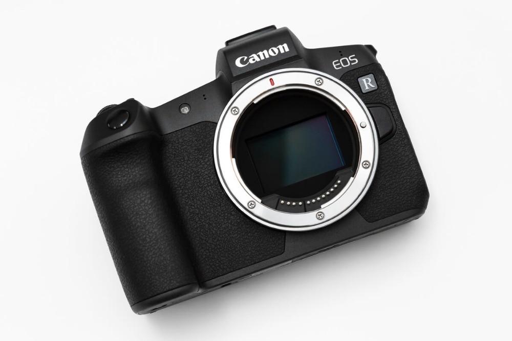 Canon EOS R boîtier d'appareil photo numérique sans miroir et adaptateur de montage EF EOS R - 2