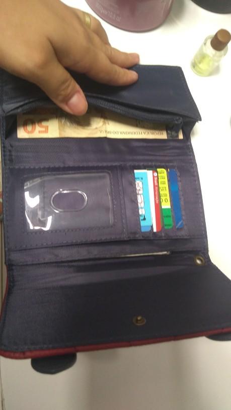 кошелек; Harajuku стиль; кожаная сумка;