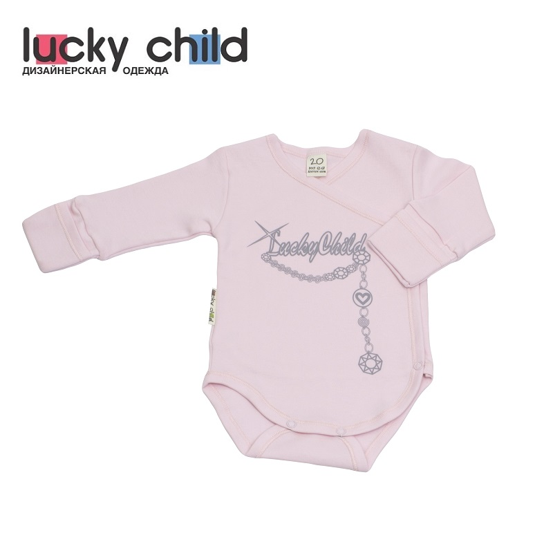 Bodysuits Lucky Child for girls 2-5 Lady Body Newborns Babies Baby Clothing Children clothes tank tops made in russia