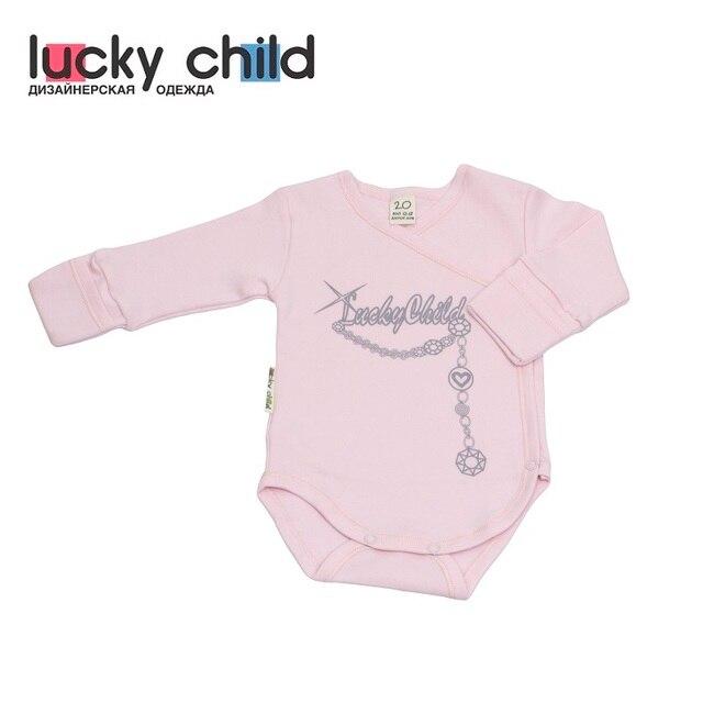 Боди Lucky Child для девочек (Леди) [сделано в России, доставка от 2-х дней]