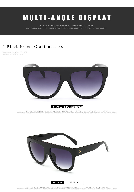 04d9e2d8c2 MINEWAY 2019 Sunglasses Women Vintage Luxury Brand Designer Gradient Lens  Full Frame Shades UV400 Men Sun glasses Women Oculos. Details