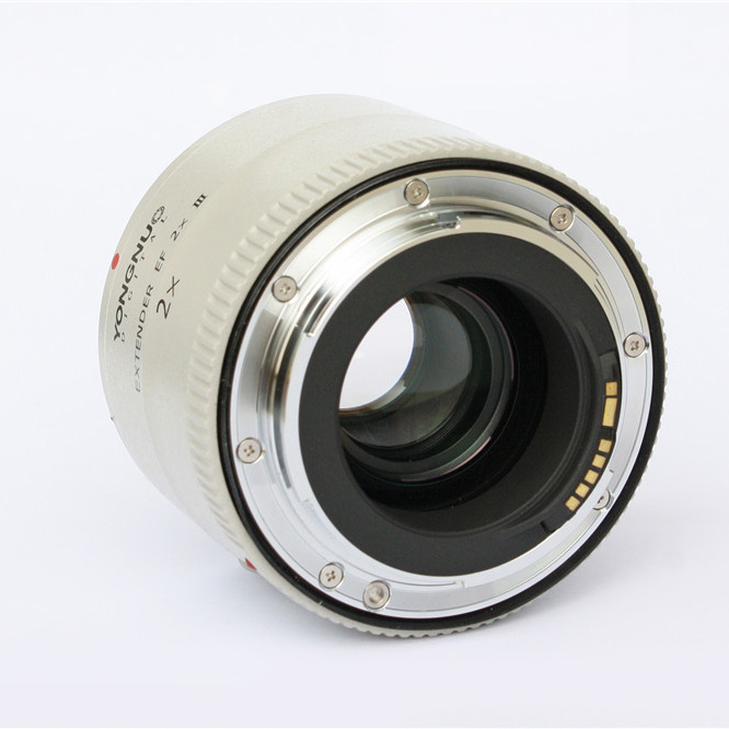 YONGNUO Teleconverter YN-2.0X III PRO 2x Teleconverter Extender Auto Focus Mount Lenses Camera Lens for Canon EOS EF Lens