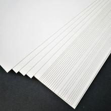 50pcs lot A3 A4 A5 White Kraft Paper DIY Card Making 120g 180g 230g 300g 400g Craft Paper Thick Paperboard Cardboard cheap yinglon 100g S0080 Copy Paper 1-500 Sheets